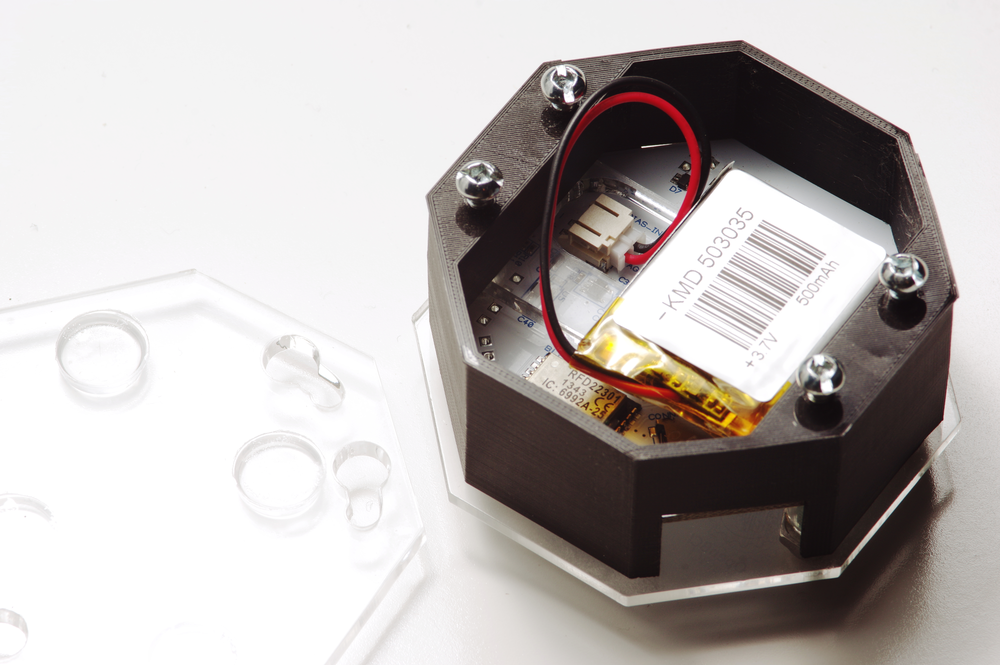 BCIBox, an open source enclosure for the OpenBCI — The