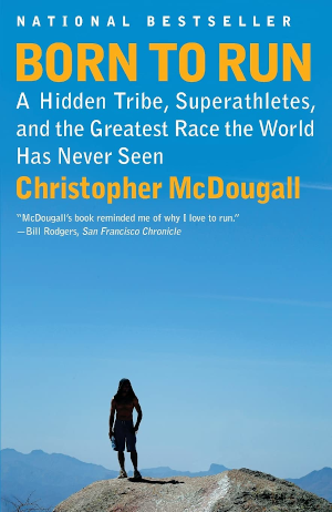 Cover of Born to Run, by Christopher McDougall